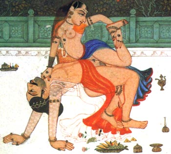 Treatise on the Love Kama Sutra