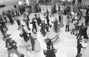 танцы на балах