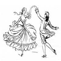 танец гавот