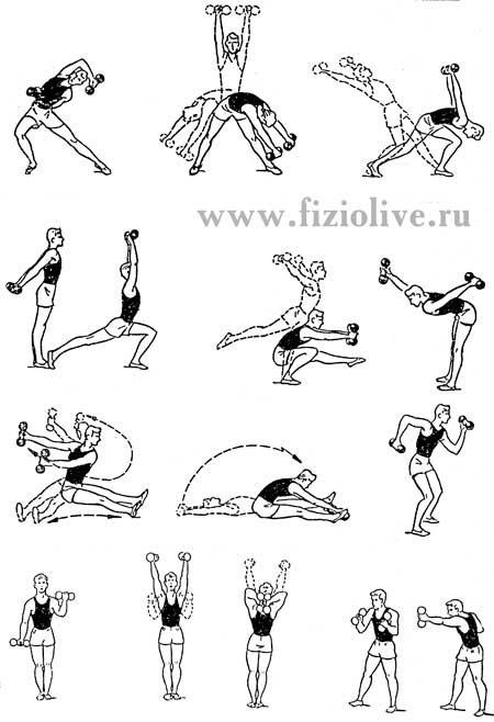 Утренняя гигиеническая гимнастика (УГГ) - одно из средств физической культуры.  Она развивает силу, гибкость...