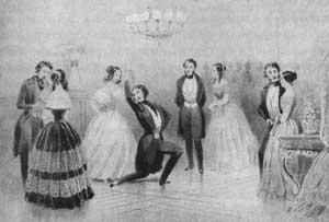танец мазурка