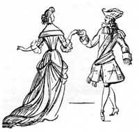 танец падеграс