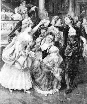 Историко-бытовые танцы