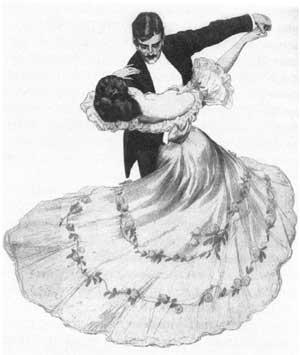 Видео Танец Вальс Скачать