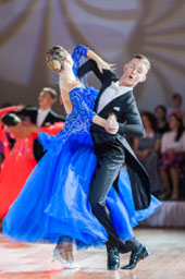 Rich variations, Quickstep is considered to be a small grammar standardized dance