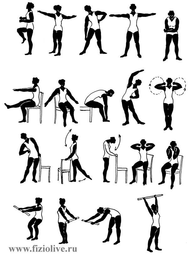 Лечебная физкультура при хроническом бронхите реферат 4542